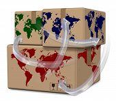 Welt-Verteilung