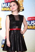 LOS ANGELES - APR 27:  Sammi Hanratty arrives at the Radio Disney Music Awards 2013 at the Nokia The