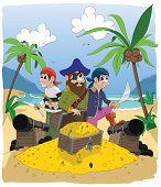 Pirate-colored