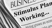 Trabajo de Plan de estímulo