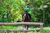 Desporto equestre.
