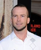 LOS ANGELES - APR 09:  Lucas Black arrives to the '42' Hollywood Premiere  on April 09, 2013 in Holl