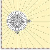 Map Compass Rose