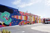 Art Walls at Wynwood