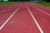 High School Running Track