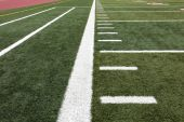 Hash Marks On Football Field