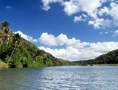 Chavon River in Dominican Republic