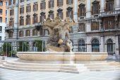 Vittorio Veneto Square, Trieste
