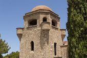 Tower Monastery Of Filerimos