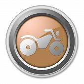 pic of four-wheelers  - Image Graphic Icon Button Pictogram with ATV symbol - JPG