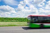 eco-friendly city bus
