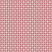Vintage red and white snowflake seamless pattern. Good idea for textile, wrapping, wallpaper or cloth design. Christmas background. Vintage illustration.