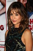 LOS ANGELES - OCT 27:  Stephanie Szostak at the