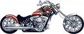 All American Chopper Bike