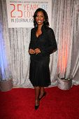 LOS ANGELES - OCT 28:  Omarosa Manigault at the 25th Courage In Journalism Awards at the Beverly Hilton Hotel on October 28, 2014 in Beverly Hills, CA