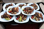 Assorted Grilled Meat Platter