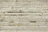 Concrete Stairs With Spotted Pattern