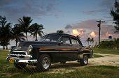 Coche negra cubana