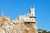 Aurora Rock With Swallow's Nest Castle, Crimea