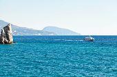 View Of Parus (sail) Rock, Ayu-dag, Crimea