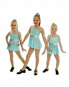 Junior Tap Dance Trio