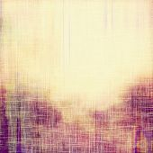 Highly detailed grunge texture or background. With different color patterns: purple (violet), gray, yellow, pink