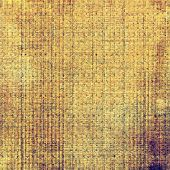 Old grunge textured background. With different color patterns:  yellow, brown, gray