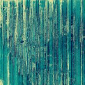 Art grunge vintage textured background. With different color patterns: green, blue, gray