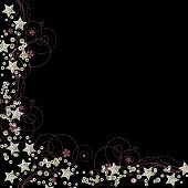 sequins and stars