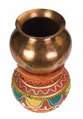 picture of kalash  - Stack of two kalashes - JPG