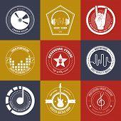 Постер, плакат: Music Logo