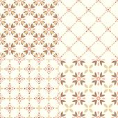 Постер, плакат: Simple Patterns
