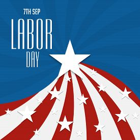 stock photo of labor  - illustration of a background for Labor Day - JPG