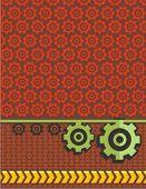 Industrial Background Series.
