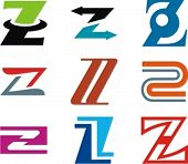 Alphabetical Logo Design Concepts. Letter Z. Check my portfolio for more of this series.