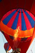 Hot Air Balloon Firing