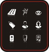 Exclusive Series of Medicine Icons. Check my portfolio for much more of this series as well as thous