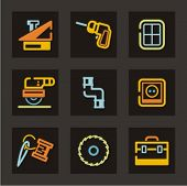 Tools icons set. Check my portfolio for much more of this series as well as thousands of similar and