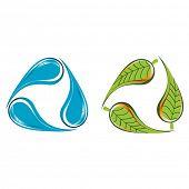 iconos ambientales