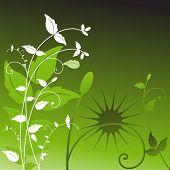 grassy stems