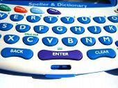 Alphabetical Keys