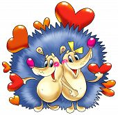 The In Love Hedgehogs