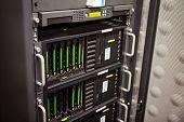 Data Center Server. poster