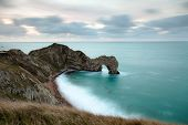 Durdle Door Wide Angle