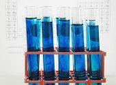 investigación de laboratorio equiptment con