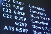Aircraft Delays And Cancellations