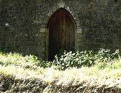 Watercolour Door
