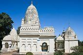 Parsvanath, Ludgero, Shanti Nath, grupo oriental dos templos de Khajuraho, Madhya Pradesh, Índia