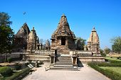LakshmanaTemple,Western Group,  Khajuraho, Madhya Pradesh, India.