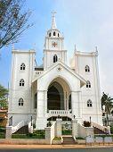 Church in Ernakulam,Cochin ,Kerala,  Southern India